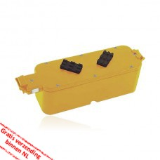 Accu voor iRobot stofzuiger Roomba400 serie - 14,4v / 3300mAh alternatief